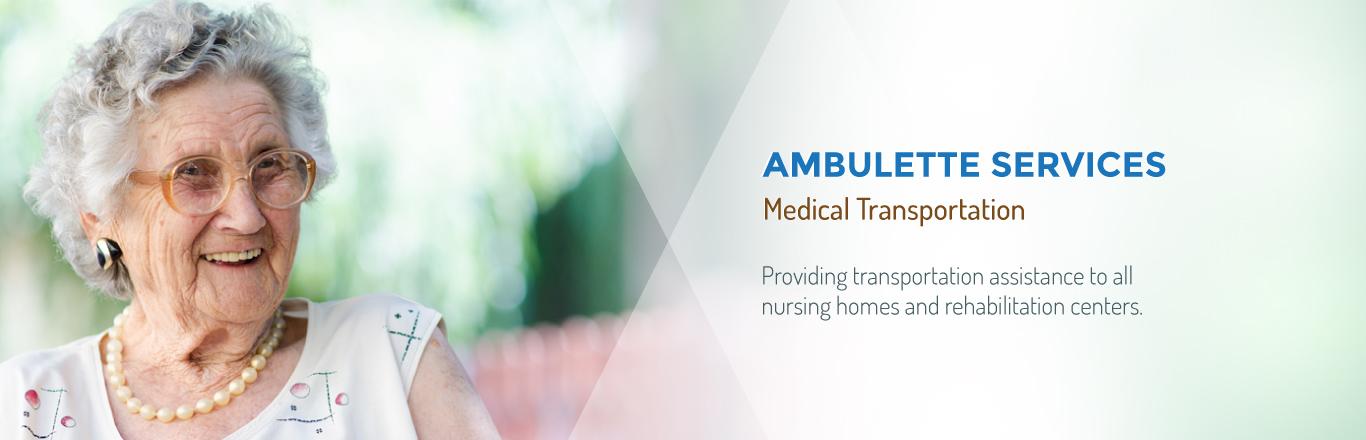 AMBULETTE SERVICES